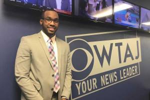 Communications Alumnus Lands Job for WTAJ News