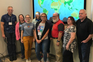 Lindenwood GIS Wins Grant Third Year in a Row