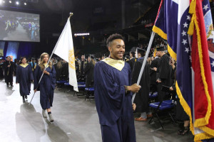 Commencement Ceremonies Set for May 10 and 11 at Family Arena
