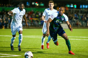 Hunter Stadium to Host June 11 Soccer Match between Saint Louis FC and Chicago Fire
