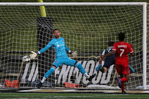Hunter Stadium Hosts Nearly 4,500 for Saint Louis FC Soccer Match