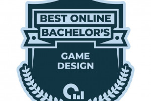 Online Bachelor's Degree Ranked Among Top Ten Game Design Programs