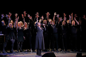 St. Charles County Lifestyle Spotlights Students, LuPone Performance