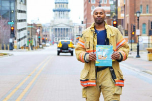 Children's Book Author Danual Berkley to Speak in MFA Craft Talk Series