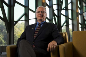 President Porter Profiled in St. Louis Business Journal