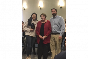 Student Honored with Steve Suess Student of Character Award