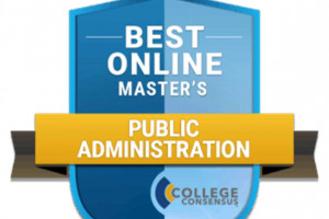 Online Master's in Public Administration Ranked Among Best in the Country