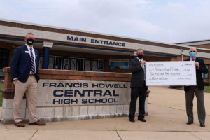 Lindenwood Supports Local School District