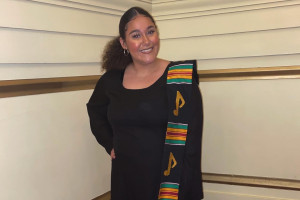 Outstanding Student Selected as STL Symphony Scholar
