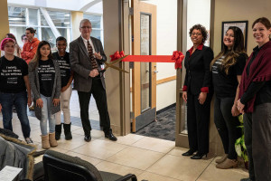 Lindenwood Opens New Center for Diversity and Inclusion