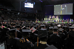 Commencement Scheduled for Dec. 13, 14 at Family Arena