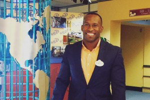 May Graduate De'Marcus Terry Finds Career Magic at Disney's ESPN Wide World of Sports