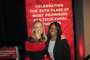 Communications Student One of 50 in U.S. to Win Multicultural Award