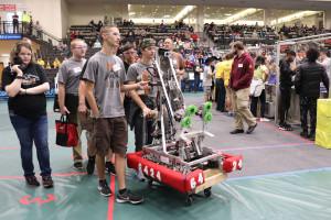 Gateway Robotics Challenge Held at Lindenwood's Hyland Arena