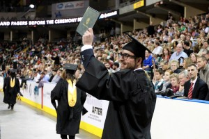 Commencement Ceremonies Will Have a New Look and Feel