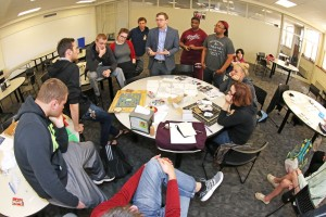 Game Theory and Design Students Visit Companies, Professionals to Explore Career Opportunities