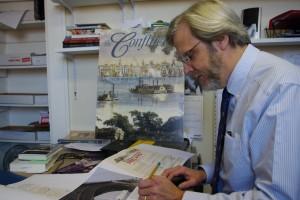 Professor Smith/Confluence Chosen for Missouri Humanities Award