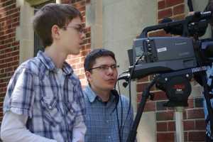 Summer Media Camp Gives Students a Taste of Filmmaking Business