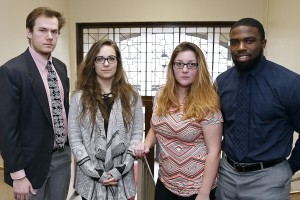 Criminal Justice Students Win 'Braggin' Rights' at Mock Trials