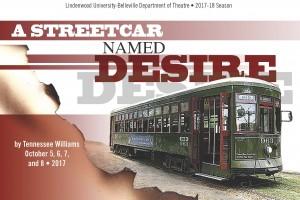 Theatre Schedule Announced