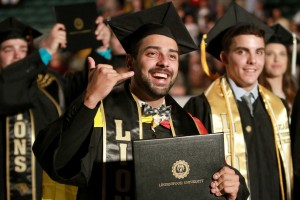 December Commencement to Graduate Students from Both System Campuses