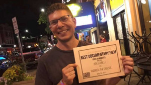 Scholle Wins Best Feature Documentary by Cinema St. Louis