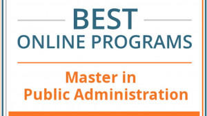 Online Master's Degree Ranked Among Best for Public Administration