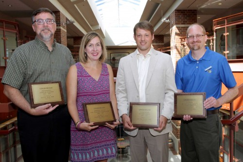 2017 Faculty Award Winners Announced