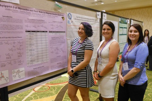 Students Honored at International Carb Symposium in New Orleans