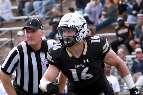 Lindenwood's Harris Named National Defensive Player of the Year