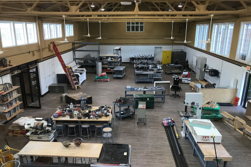 Converged Media Lab, MakerSpace to Open This Fall