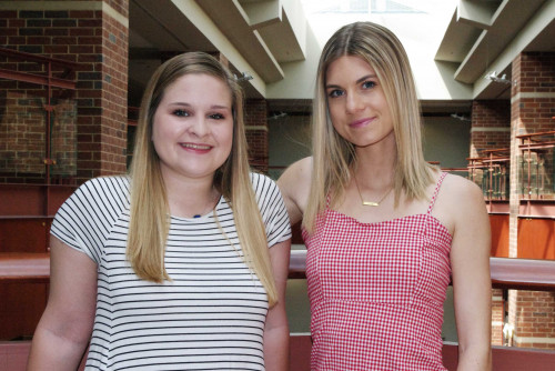 Advertising Students Win Spots in Internship Hop Program