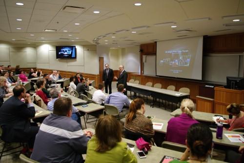 Dialogues Held on New University Strategic Plan
