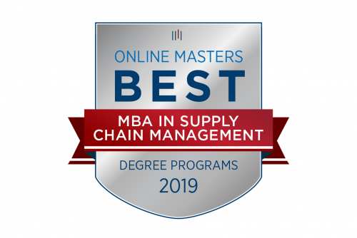 OnlineMasters.com Ranks Lindenwood Online Supply Chain Management among Best