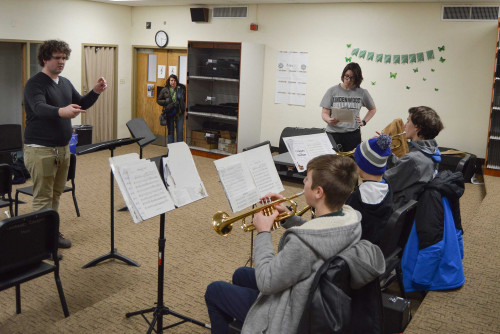 Musical Mentor Program Developed with Belleville Youth Symphony