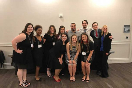Advertising Students Take Home Gold and Silver St. Louis ADDY Awards