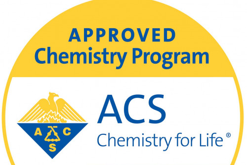 Chemistry Department Receives American Chemical Society Accreditation