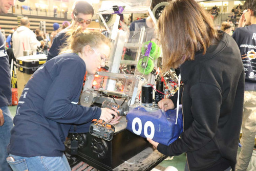 FIRST Robotics State Championship Set for Hyland Arena