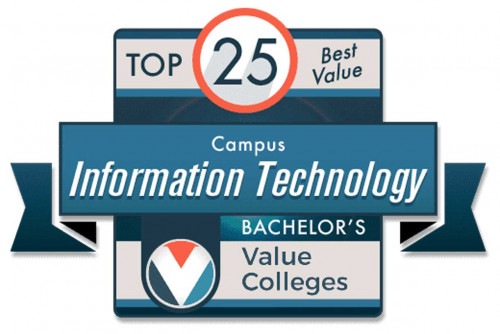 Accelerated Information Technology Program Ranked Among Top 25