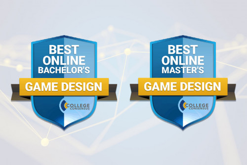 Online Game Design Programs Receive National Rankings