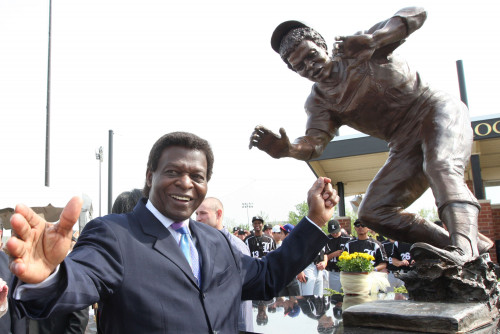 Lindenwood Remembers Lou Brock