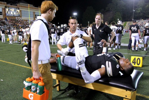 Athletic Training Achieves 100% Pass Rate for Certification