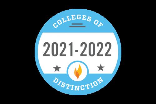 Lindenwood Named a College of Distinction in 2021-2022 Cohort