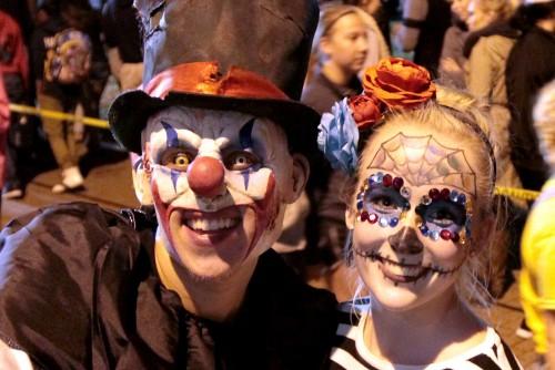 Dark Carnival Draws More than 8,000 Visitors