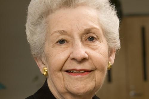 A Legacy of Inspiration - Remembering Board Member Elizabeth Mudd Rauch, '44