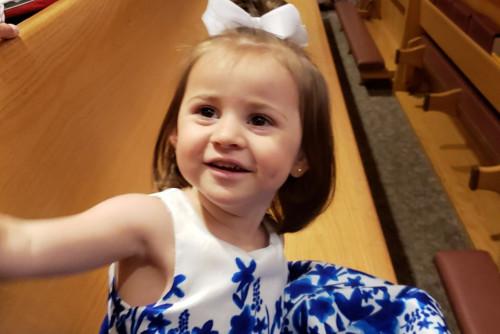 Scholarship Established in Memory of Alumna's Child
