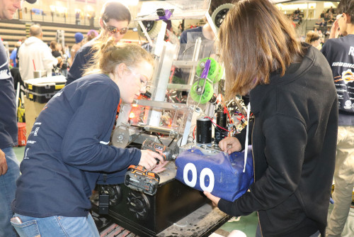 FIRST Robotics Competition Announcement at Lindenwood Jan. 5