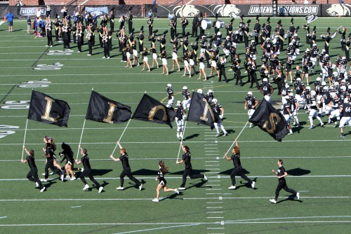 Homecoming Scheduled for Oct. 10-15