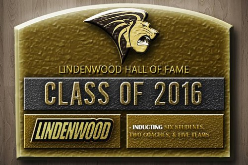 Lindenwood Inducts the 2016 Sports Hall of Fame Class