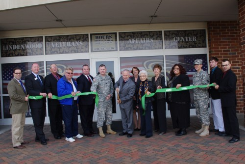 Veterans Affairs Center Now Open on St. Charles Campus